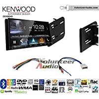 Volunteer Audio Kenwood DDX9904S Double Din Radio Install Kit with Apple CarPlay Android Auto Bluetooth Fits 2010-2013 Nissan Cube (Without Bose)