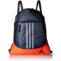 adidas Alliance Ii Sackpack, Grey, One Size