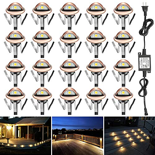 Color Led Deck Lighting in US - 6