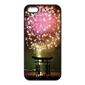 Fireworks ZLB593813 DIY Phone Case for Iphone 5,5S, Iphone 5,5S Case