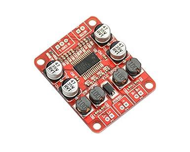 DC12V-24V TPA3110 2*15W Dual Channel D-Class Digital Audio Power Amplifier Board