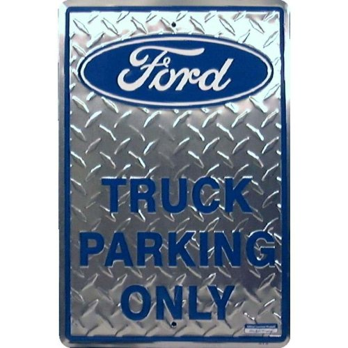 Ford Truck Parking Diamond Plate product image