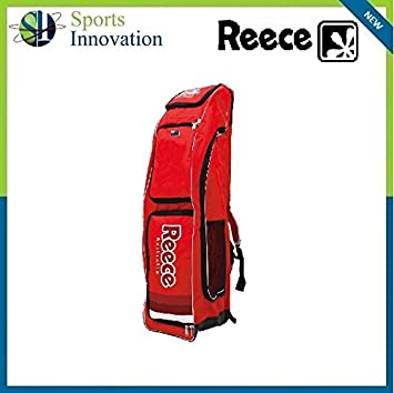 63d23d743ff Reece Giant Hockey Stick Bag - Red: Amazon.co.uk: Sports & Outdoors