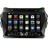 Generic Android 4.4 8 Inch 1024X600 resolution HYUNDAI Verna Accent Solaris 2011 2012 Car DVD Navigation Audio Video GPS Stereo Radio Audio DVD