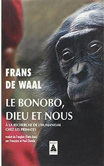 Le bonobo, Dieu et nous par Waal