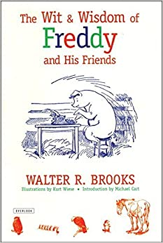 Book The Wit and Wisdom of Freddy and His Friends (Freddy the Pig) by Walter R. Brooks (2015-07-21)