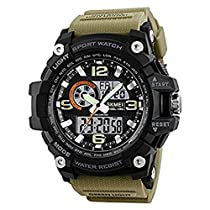 Upto 80% off on Watches from SKMEI, Naviforce and More