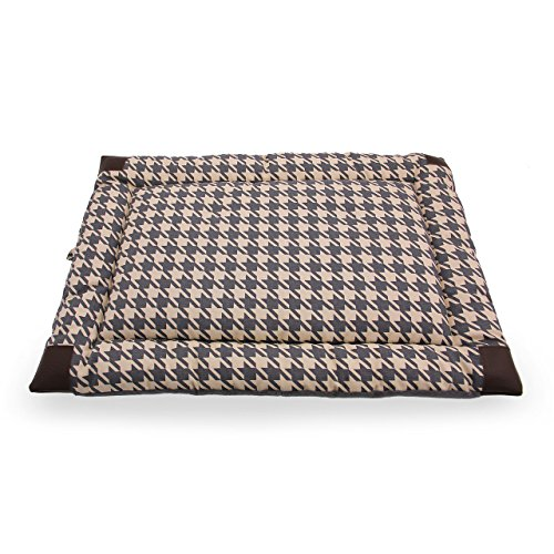 Tall Tails Houndstooth Medium Dog (Houndstooth Dog Bed)