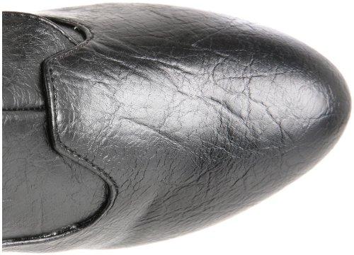 Funtasma Classic-233 - High Heels Retro Stiefel matt Schwarz - Gr. 39, Größe:EU-39 / US-9 / UK-6