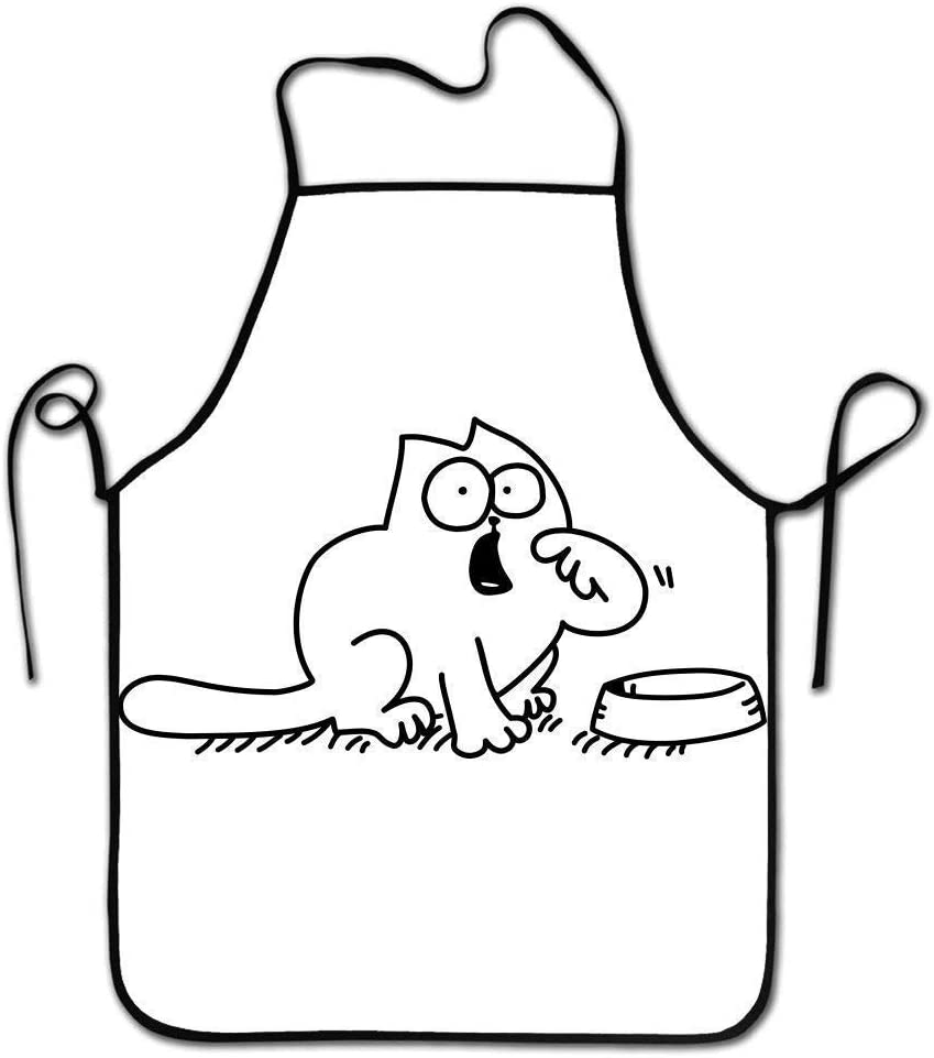 Simons Cat - Kochschürze, Feed Me