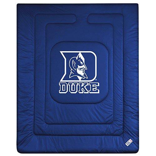 Devils Ncaa Locker Room (NCAA Duke Blue Devils Locker Room Comforter Queen)