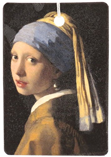 Set of Four Girl With The Pearl Earring Air Fresheners, Jasmine by Eclectic Lady (Image #1)