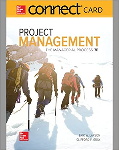 Connect access card for larson project management 7e erik w connect access card for larson project management 7e 7th edition fandeluxe Images