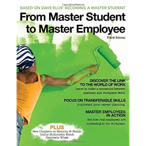 From Master Student to Master Employee (Textbook-specific CSFI) (Paperback)