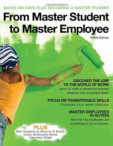 From Master Student to Master Employee (Textbook-specific...