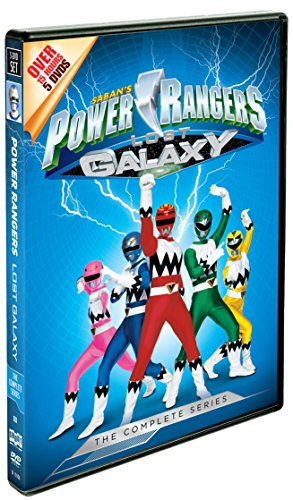 Buy galaxy rangers dvd