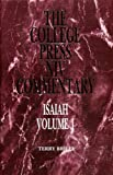 Isaiah Vol 1 (The College Press Niv Commentary. Old Testament Series)