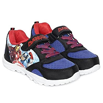 02ea129c2c5 Marvel Boy s Avengers Sports Shoes  Buy Online at Low Prices in India -  Amazon.in