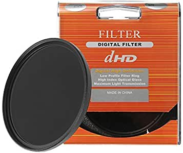 FOTGA 86mm Infrared Infra-red IR Pass X-Ray 720nm Lens Filter for Sony Nikon Canon Pentax Olympus Leica Samsung Fujifilm DSLR Camera