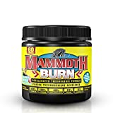 Mammoth Burn | Thermogenic Fat Loss Powder | Fruit Punch | 60 Servings