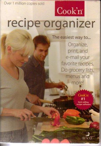Cook'n Recipe Organizer -