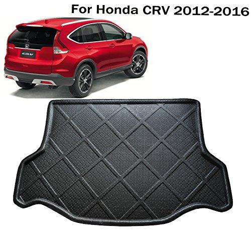 Car Boot Pad Liner Cargo Mat Tray Trunk Floor Protector Mat Custom Fit Honda City 2008 2009 2010