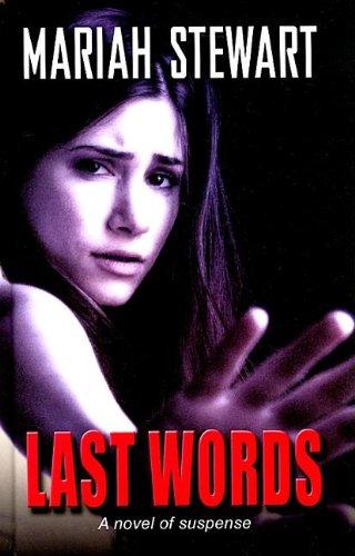 Last Words (Thorndike Press Large Print Romance Series) pdf epub
