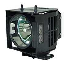 GloWatt ELPLP30 / V13H010L30 Projector Replacement Lamp With Housing for Epson Projectors