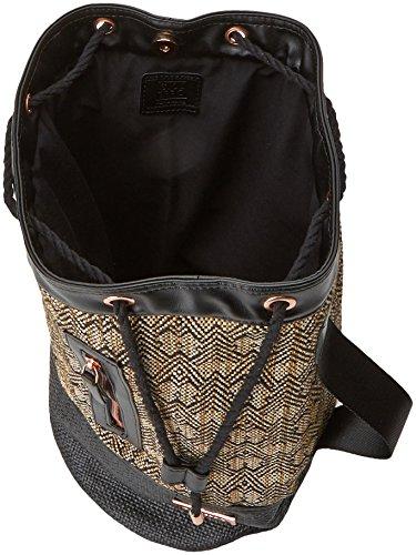 Shopper Black 43403 L cm x x W Mujer para H Gioseppo Negro 15x42x21 w5Xdq57