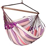 LA SIESTA Domingo Hammock Chair (Domingo Plum)
