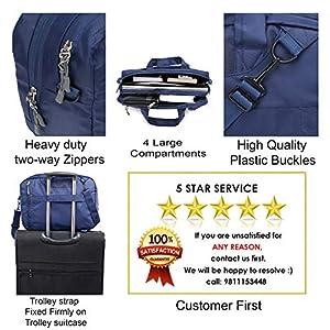 Chris & Kate Blue 4-Way Laptop Bag – Hand | Shoulder | Backpack Bag | Messenger Bag(CKB_195MA)