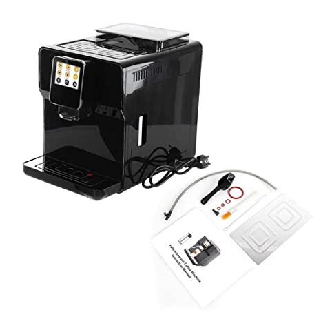 Máquina de café, máquina de café automática de Acero ...