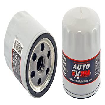 Amazon.com: Auto Extra 618-51348 filtro de aceite.: Automotive