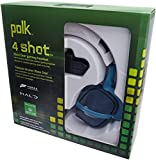 Polk Audio 4Shot Headphone - Blue - Xbox One (Certified Refurbished)