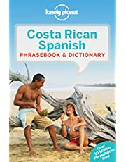 Lonely Planet Costa Rican Spanish Phrasebook & Dictionary 5 5th Ed.: 5th Edition