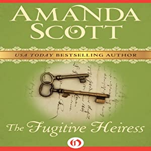 The Fugitive Heiress Audiobook