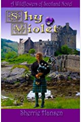 Shy Violet (Wildflowers of Scotland) (Volume 4) Paperback