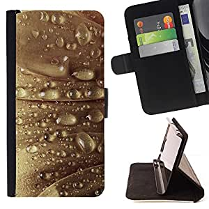 For Samsung Galaxy Note 4 IV Case , Planta Naturaleza Forrest Flor 22- la tarjeta de Crédito Slots PU Funda de cuero Monedero caso cubierta de piel