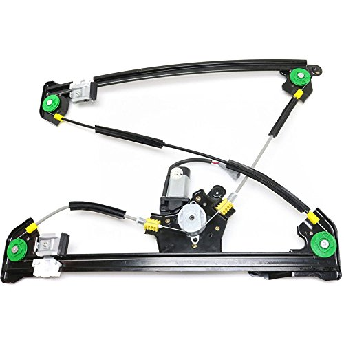 - Power Window Regulator with Motor Assembly Passengers Front Replacement Fit for 04-08 Ford F-150 06-08 Lincoln Mark LT