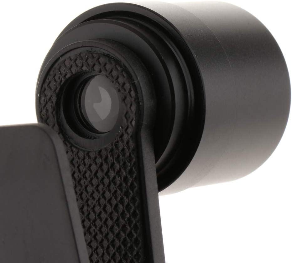 1.25 31.7mm Cell Phone Holder Eyepiece Astronomy Telescope for iPhone HTC