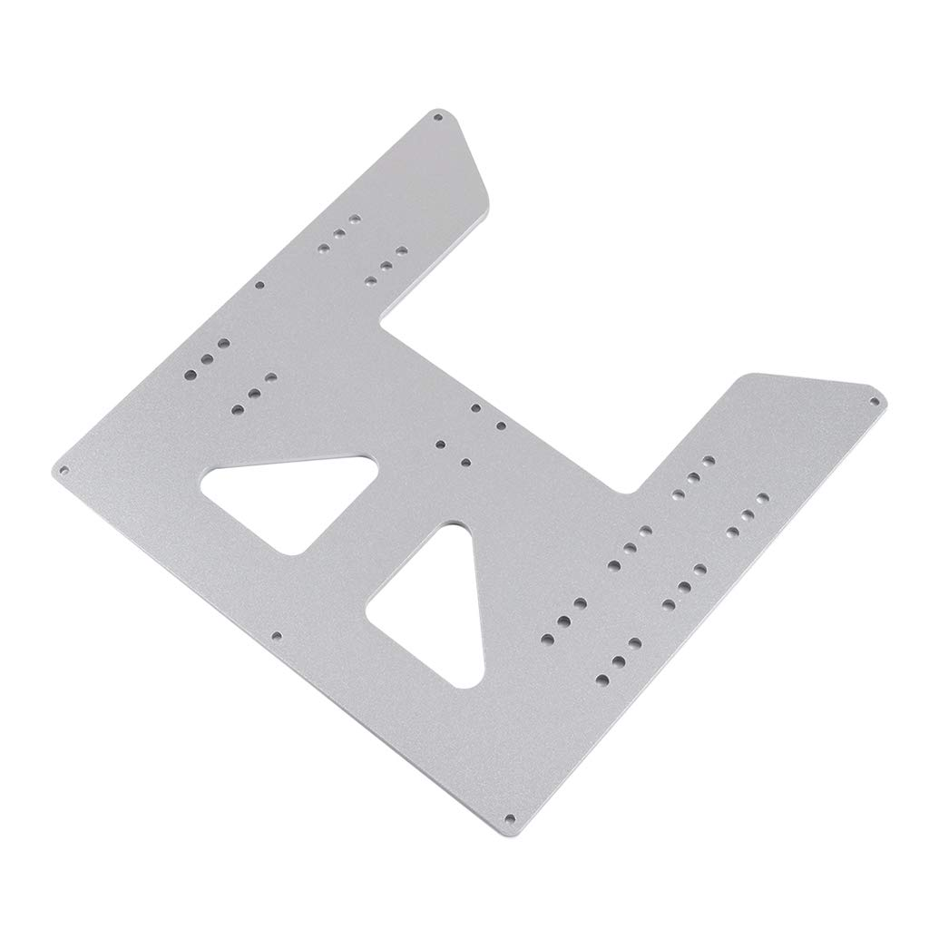KESOTO - Placa de aluminio para impresora Prusa i3 Anet A8 A6 3D ...