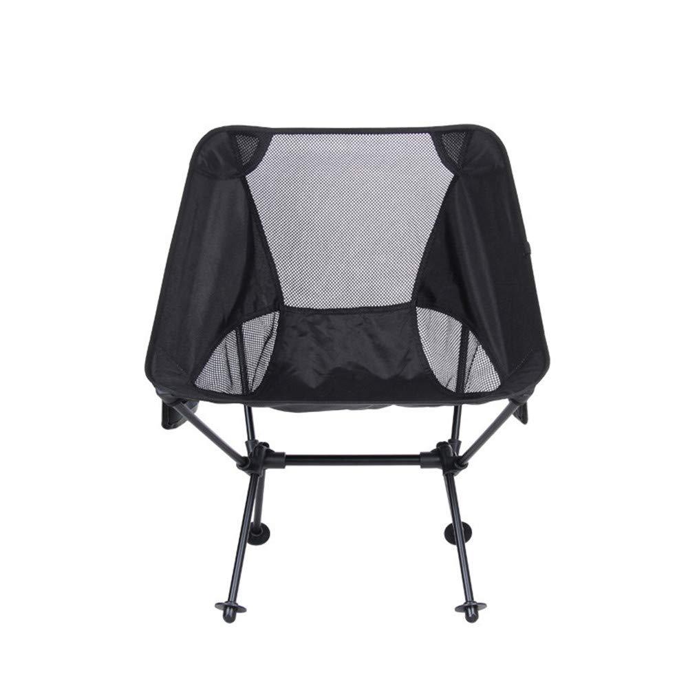 Tragbare Camping Stuhl Ultra Light Gartenstuhl Camping Stuhl Klapp Stuhl Angeln Stuhl Klapp Gartenstuhl Mit Tragetasche Für Outdoor-aktivitäten, Camping Wanderer, Camp, Strand, im Freien ( Farbe   Grün ) db3d7e
