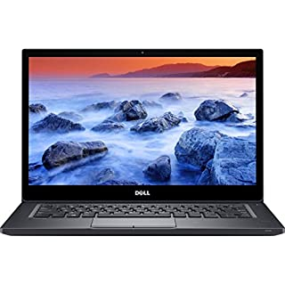 Dell Latitude 14 7000 7480 Business UltraBook - 14in (1366x768), Intel Core i5-6300U, 256GB SSD, 8GB DDR4, Backlit Keys, Webcam, Windows 10 Professional (Renewed)