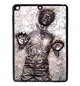iPad Air Rubber Silicone Case - Han Solo Frozen Carbonite