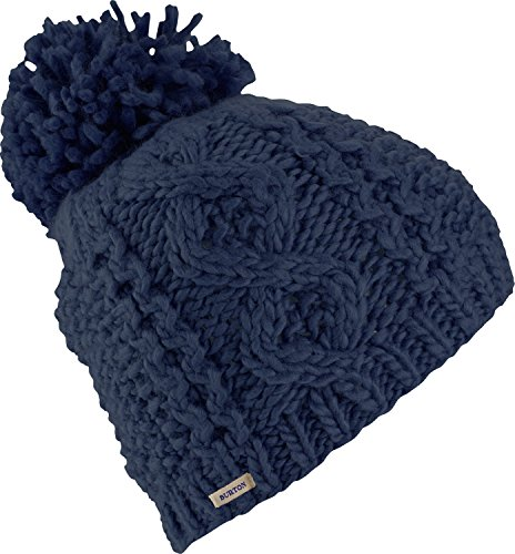 Burton Women's Katie Joe Beanie, Mood Indigo, One (Burton Womens Beanie)