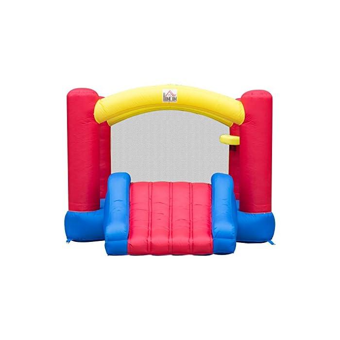 51Db2PTfoXL ✅Estructura hinchable modelo castillo ✅Castillos inflables niños de 3 a 10 años ✅Castillo inflable sólo para uso privado