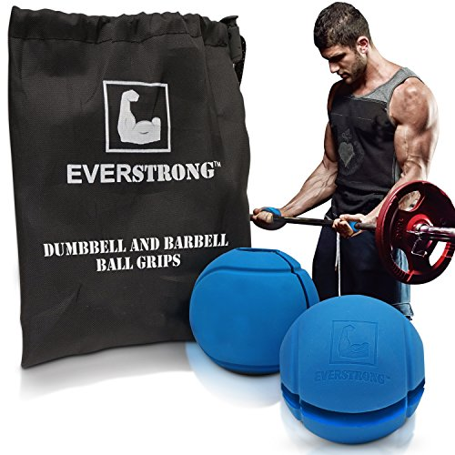 Ball Grips Weightlifting Dumbbells Attachments product image