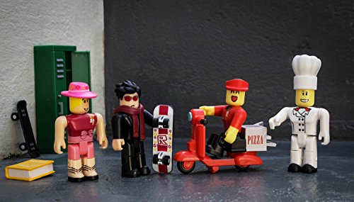 Roblox Work At A Pizza Place Action Figure Buy Online In