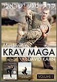 Mastering Krav Maga Self Defense (Vol. I) 6 DVD Set (380 minutes - Beginner to Advanced) by David Kahn