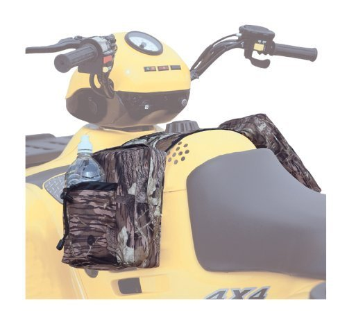 - Kwik Tek SB-6MO Tank Saddlebag For ATV'S (Mossy Oak) Size: -- Color: Mossy Oak Break-Up, Model: SB-6MO, Car & Vehicle Accessories / Parts